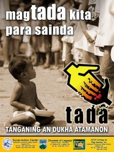TADA poster size18x24